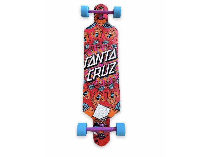 Santa Cruz Santa Cruz Mandala Hand 9.0 Cruzer Complete