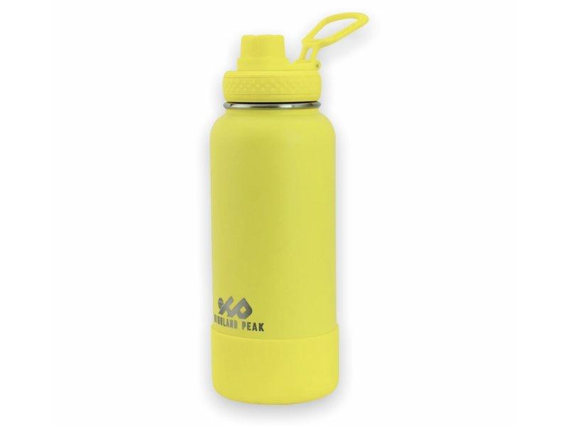 Highland Peak Co. Highland Peak 32OZ Yellow Bottle