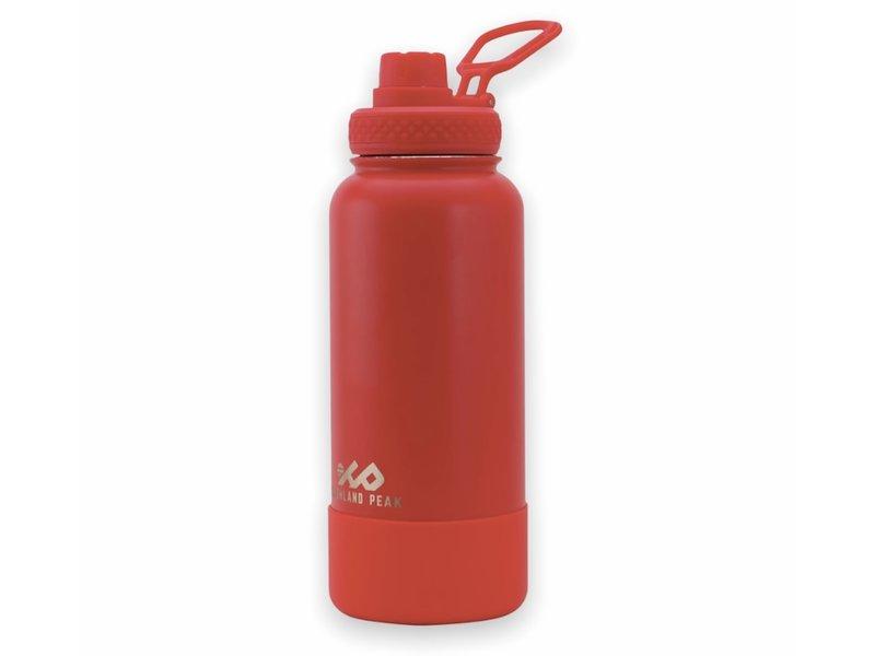 Highland Peak Co. Highland Peak 32OZ Red Bottle