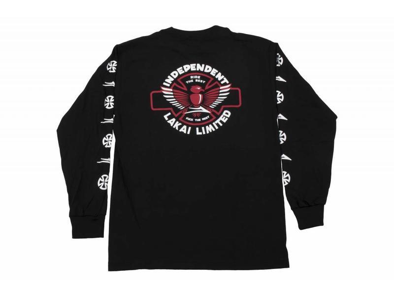 Lakai Indy L/S Shirt