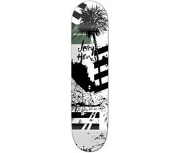 Chocolate Hecox Deck 8.0 x 31.5 in