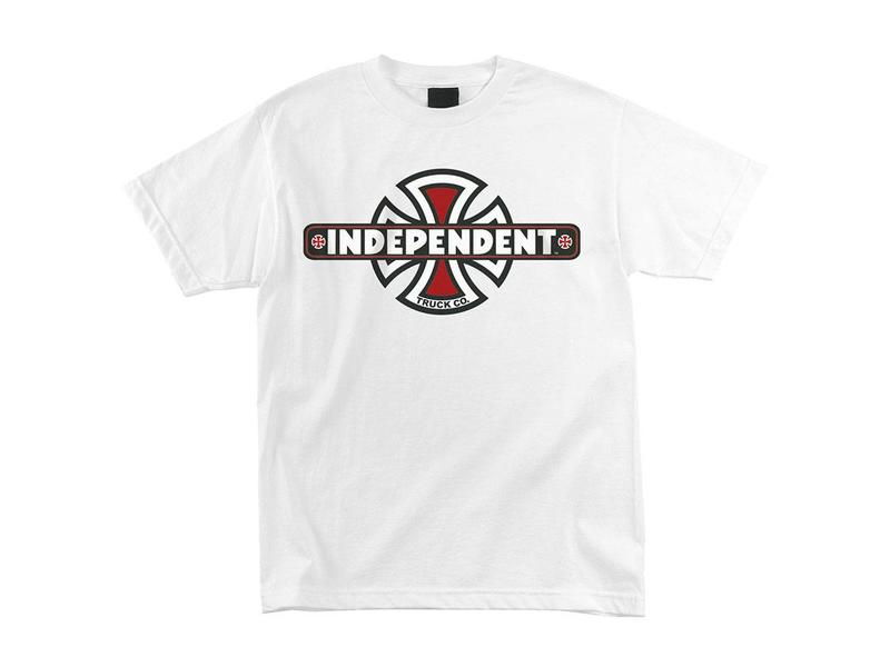 Independent Independent Vintage Cross Shirt