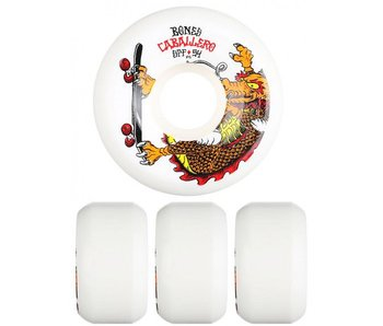 Bones Caballero Dragon Wheels