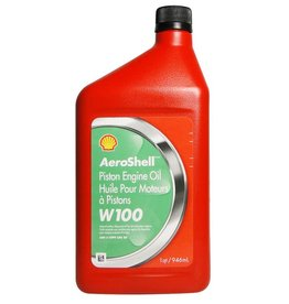 AEROSHELL AVIATION OIL W100 SAE50