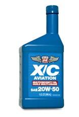 Phillips 66 X/C Aviation Oil 20W-50 per quart