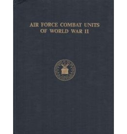 AIR FORCE COMBAT UNITS WWII-1939-45 - USED