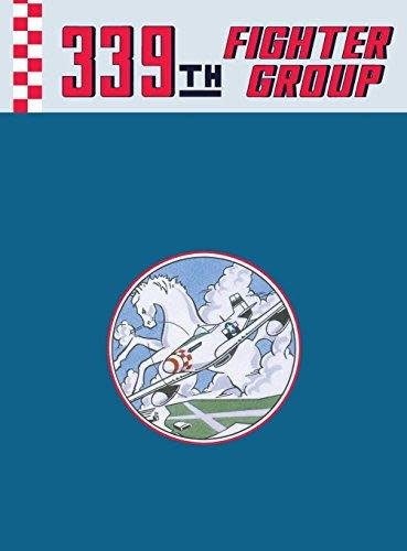 339TH FIGHTER GROUP - 1ST PRINTING USED