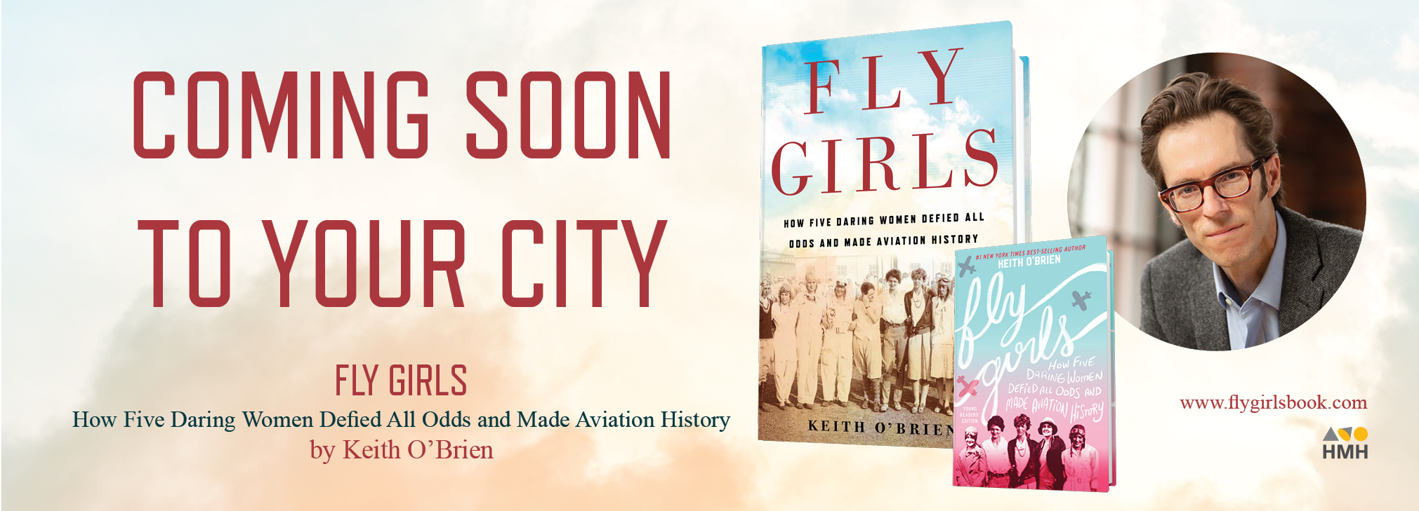 fly girls book signing