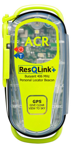 ACR ELECTRONICS ResQLink+ / 406 MHz GPS PLB