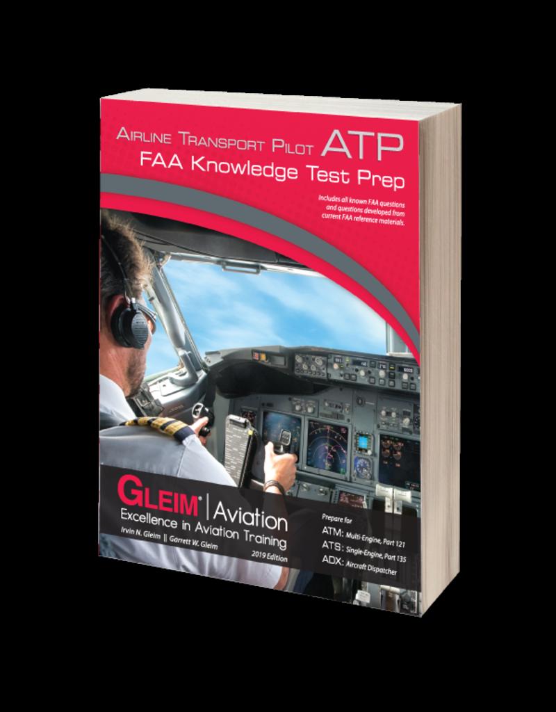 GLEIM Airline Transport Pilot FAA Knowledge Test Prep