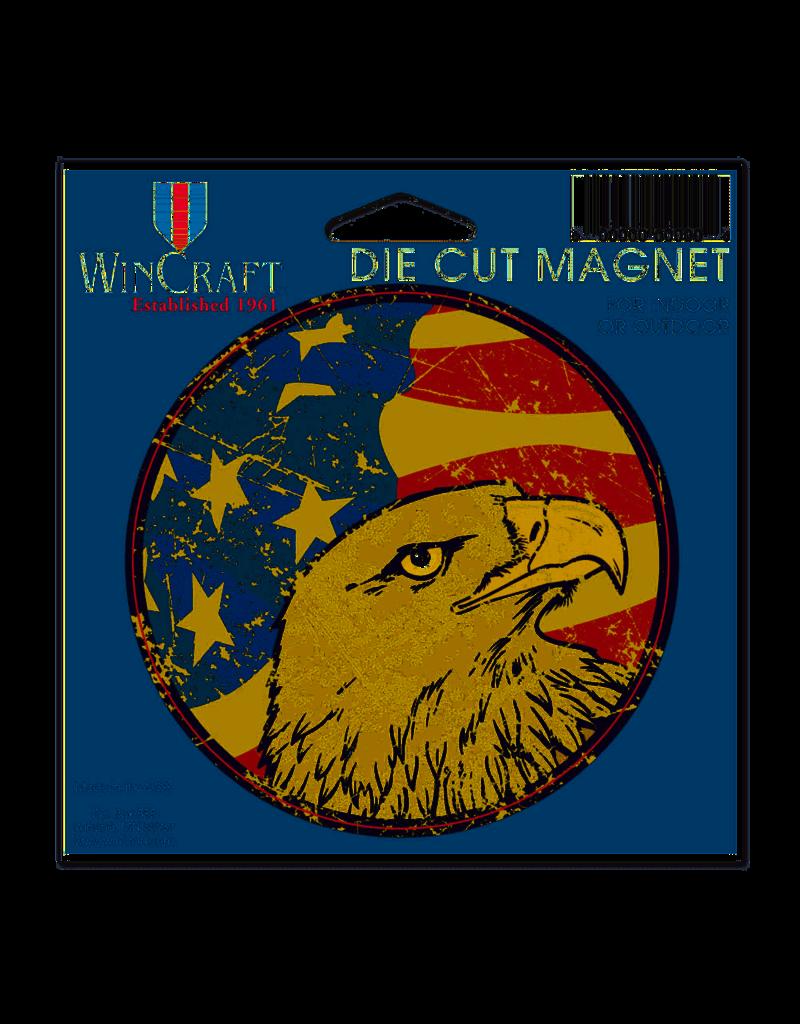 AMERICAN EAGLE Die Cut Magnet