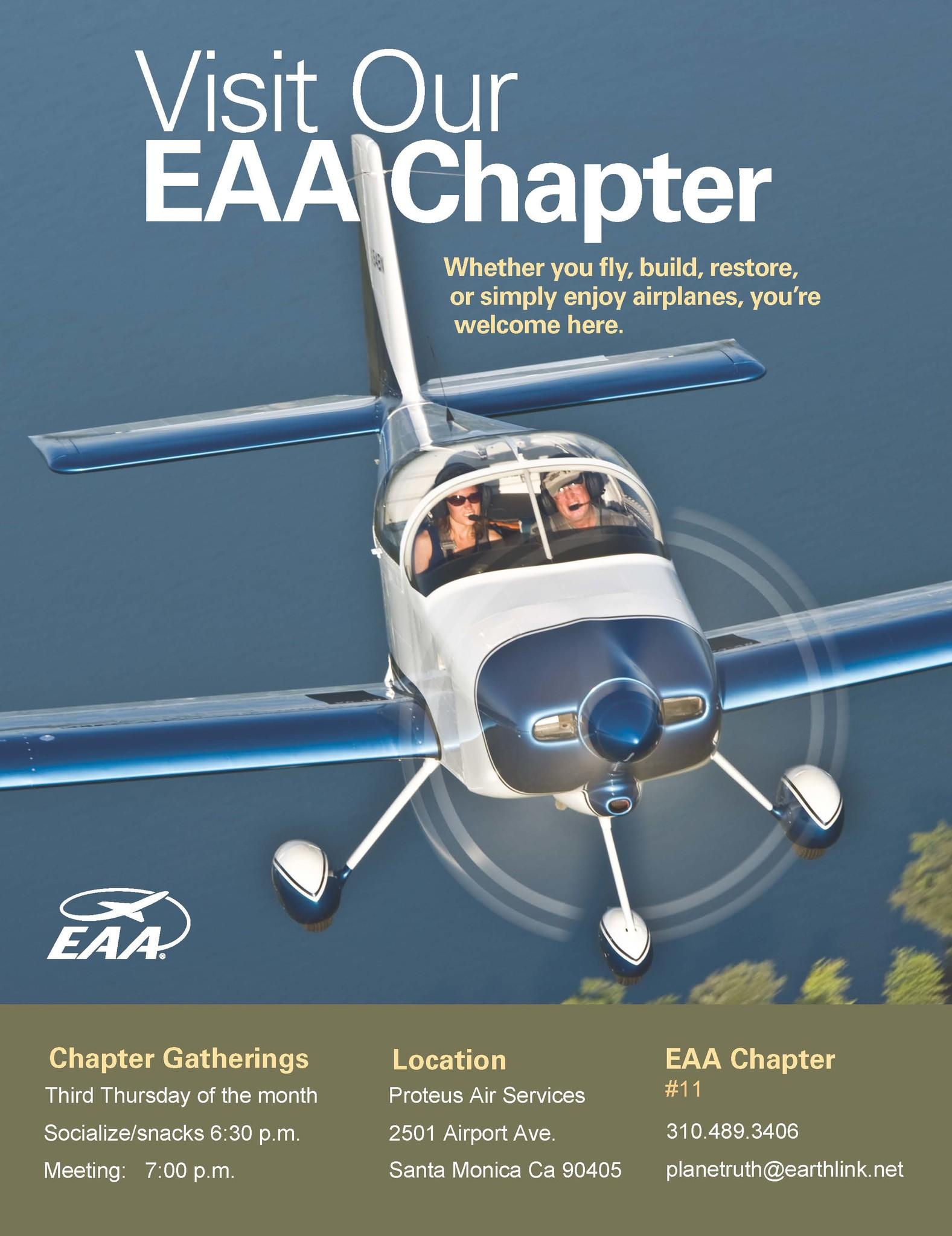 EAA Chapter 11