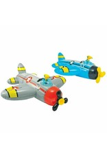 "Ride-On Water Gun Plane 52"" X 51"", floater with water gun"