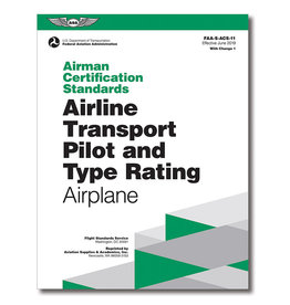 ASA Airman Certification Standards: AIRLINE TRANSPORT PILOT (ATP)