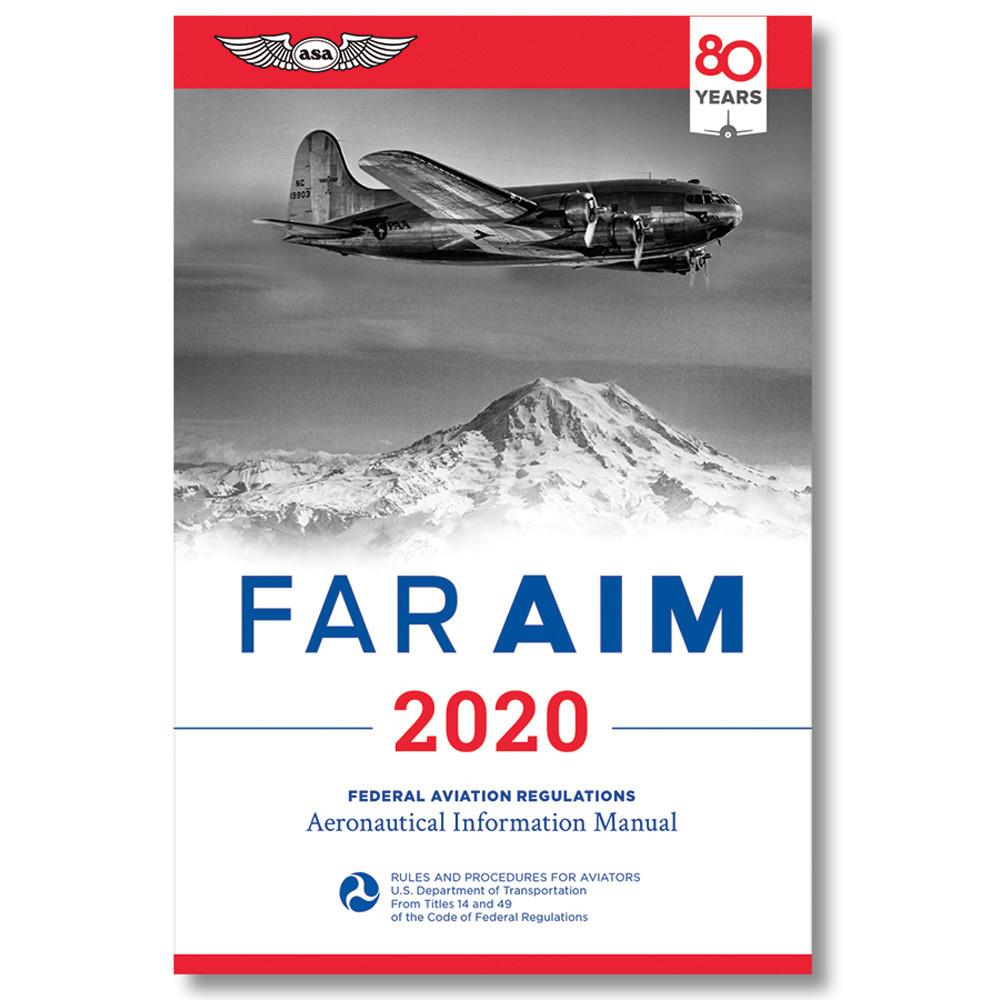 ASA 2020 FAR/AIM