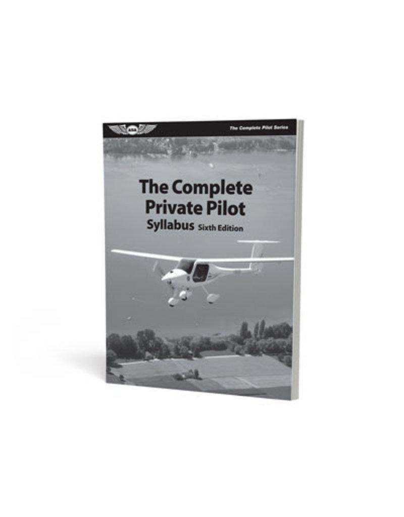 ASA The Complete Private Pilot Syllabus