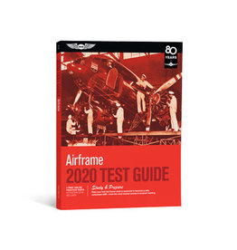 ASA Airframe Test Guide 2020
