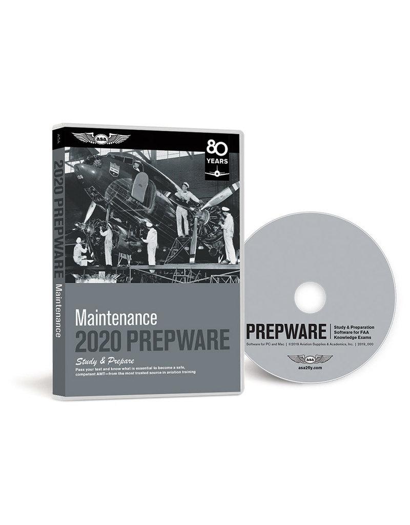ASA Prepware 2020 AMT Software Bundle
