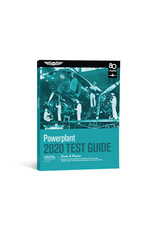 ASA Fast Track 2020 Test Guide: Powerplant