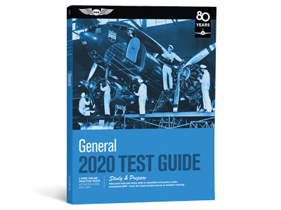 Fast Track 2020 Test Guide General Pilot Outfitters border=