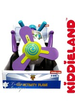 Disney Pixar Toy Story 4 Buzz Lightyear Activity Plane