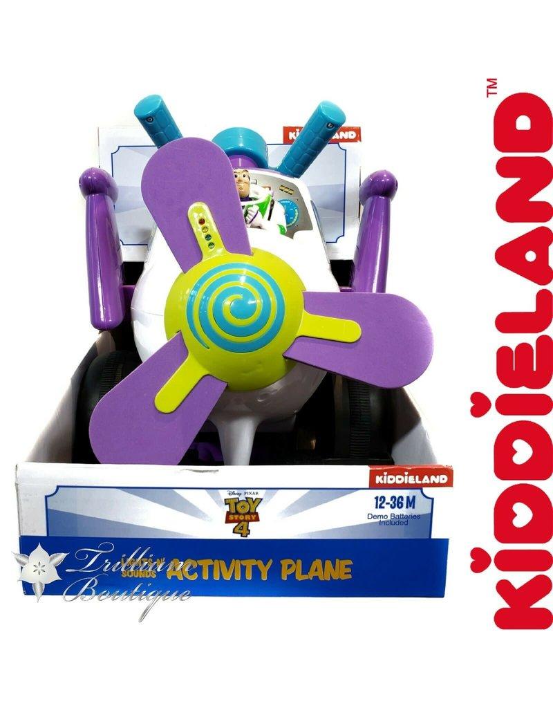 Disney Pixar Toy Story 4 Buzz Lightyear Activity Plane