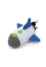 SPACE SHIP PAWer Squeaky Toy