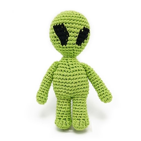 ALIEN PAWer Squeaky Toy