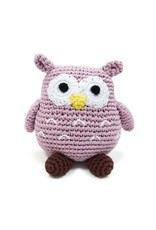 OWL PAWer Squeaky Toy