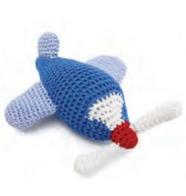 AIRPLANE PAWer Squeaky Toy