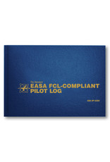 ASA BLUE, STANDARD EASA FCL-COMPLIANT PILOT LOGBOOK