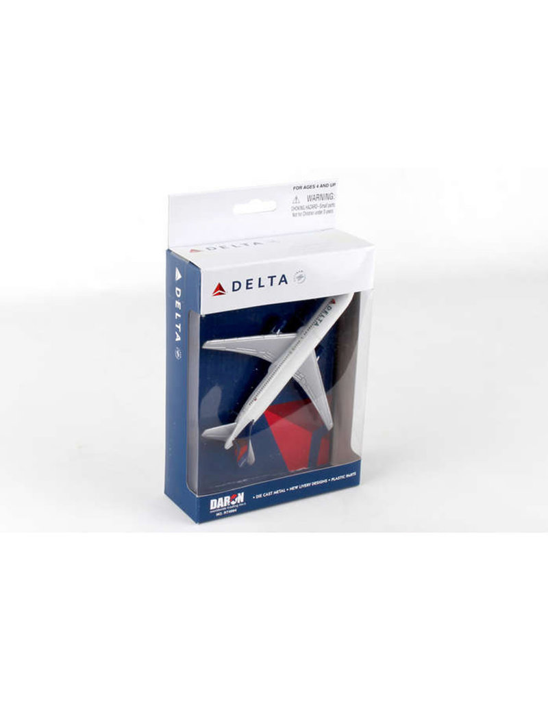 TOY MODEL AIRPLANE, DELTA SINGLE PLANE