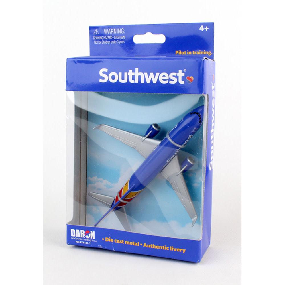 TOY MODEL AIRPLANE, SOUTHWEST PLANE NEW LIVERY