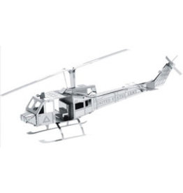 Metal Helicopter Puzzle