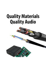 Crystal Pilot GA Recording Cable w/ P Adapter