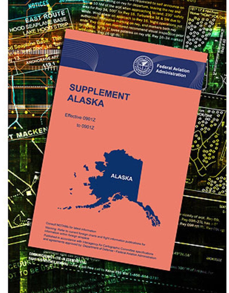 FAA CHART SUPPLEMENT ALASKA
