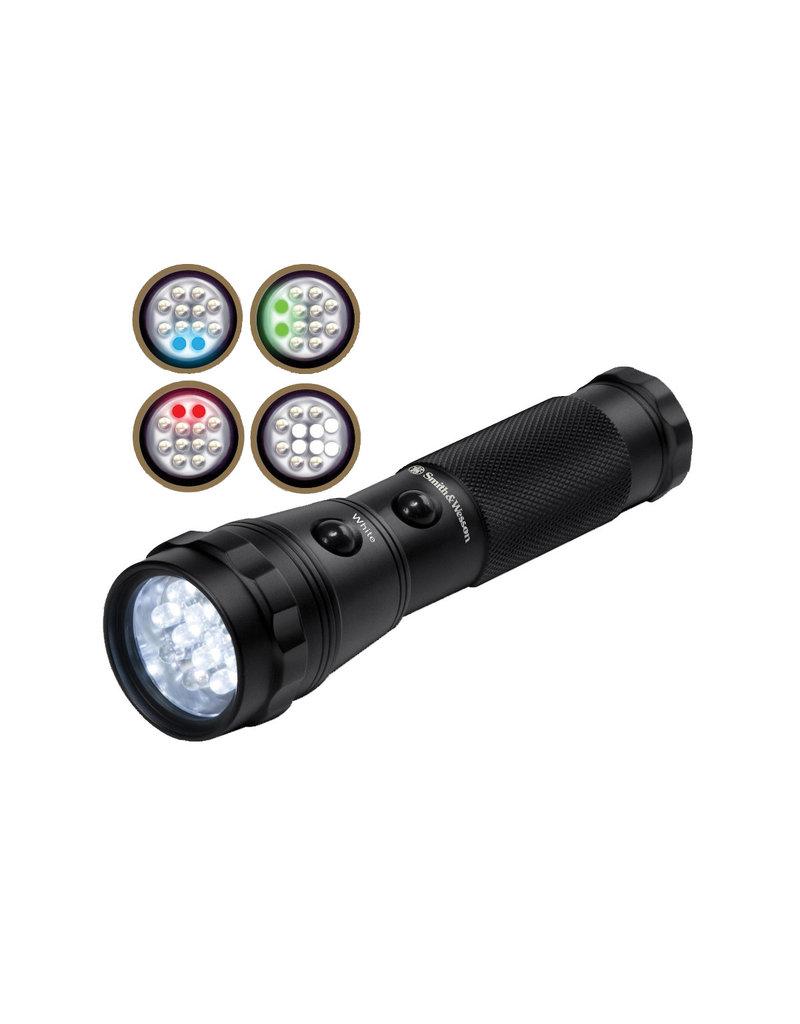Smith & Wesson Galaxy 12 LED Flashlight