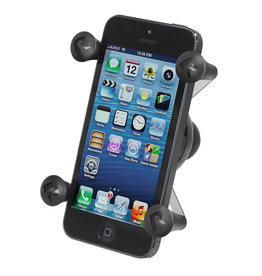 "RAM UNIVERSAL X-GRIP® CELL/iPHONE HOLDER WITH THE 1"" BALL"