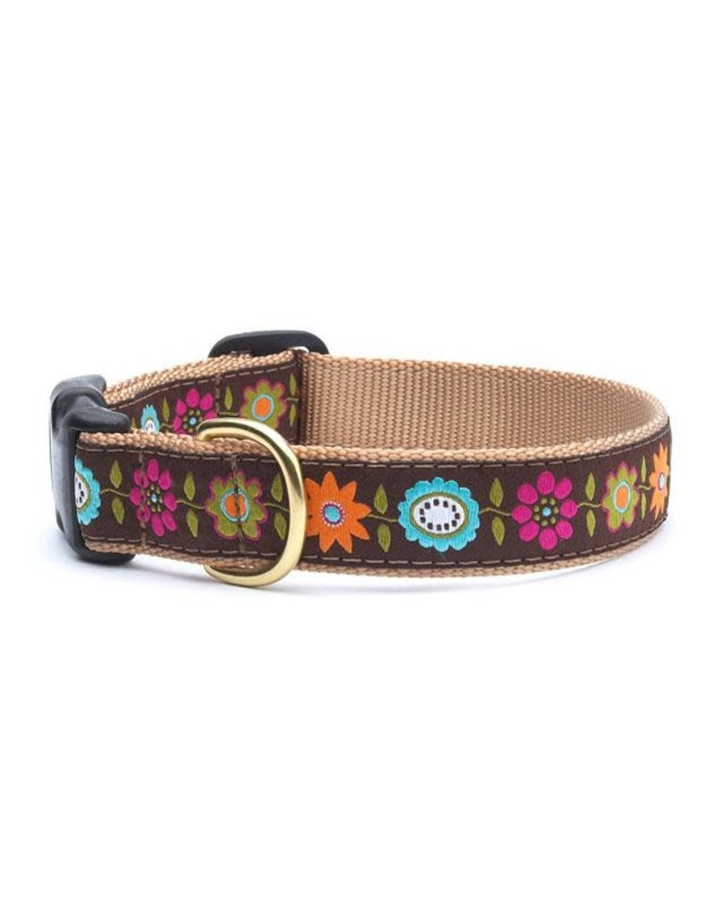 BELLA FLORAL DOG COLLAR