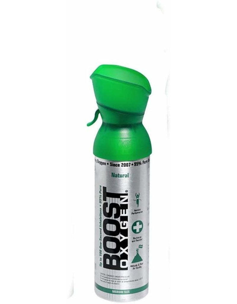 BOOST OXYGEN Natural Energy in a Can, 5 Liters