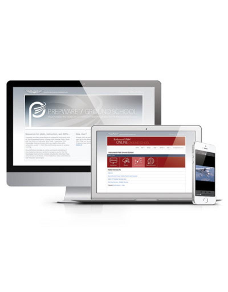 ASA Instrument Pilot Online Ground School (Digital Delivery)