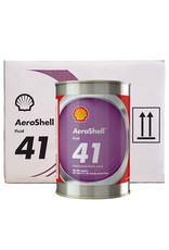 AEROSHELL HYDRAULIC FLUID 41 MIL-PRF-5606H 6 GALLON CASE