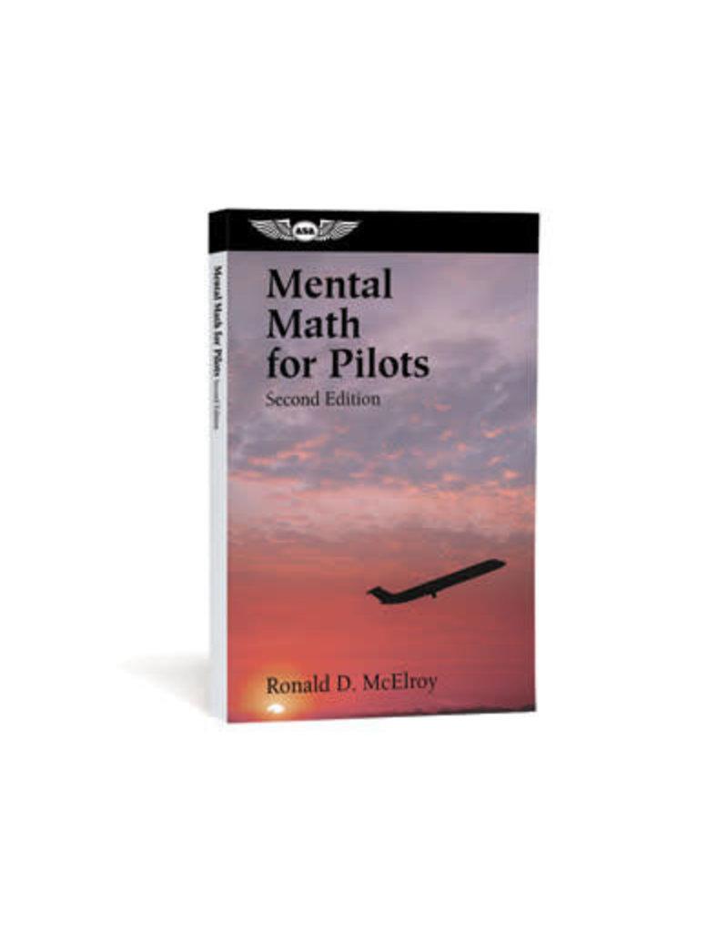ASA MENTAL MATH FOR PILOTS, MC ELROY