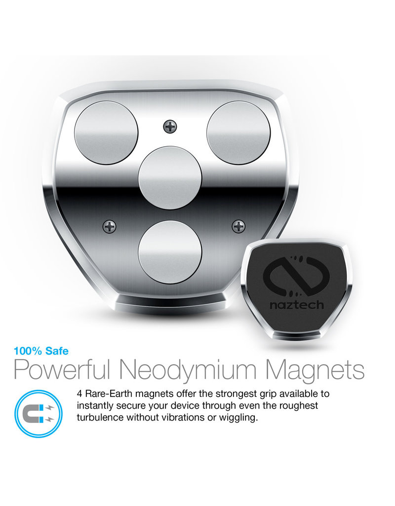 HYPERCELL MAGBUDDY ANYWHERE, UNIVERSAL MAGNETIC MOUNT