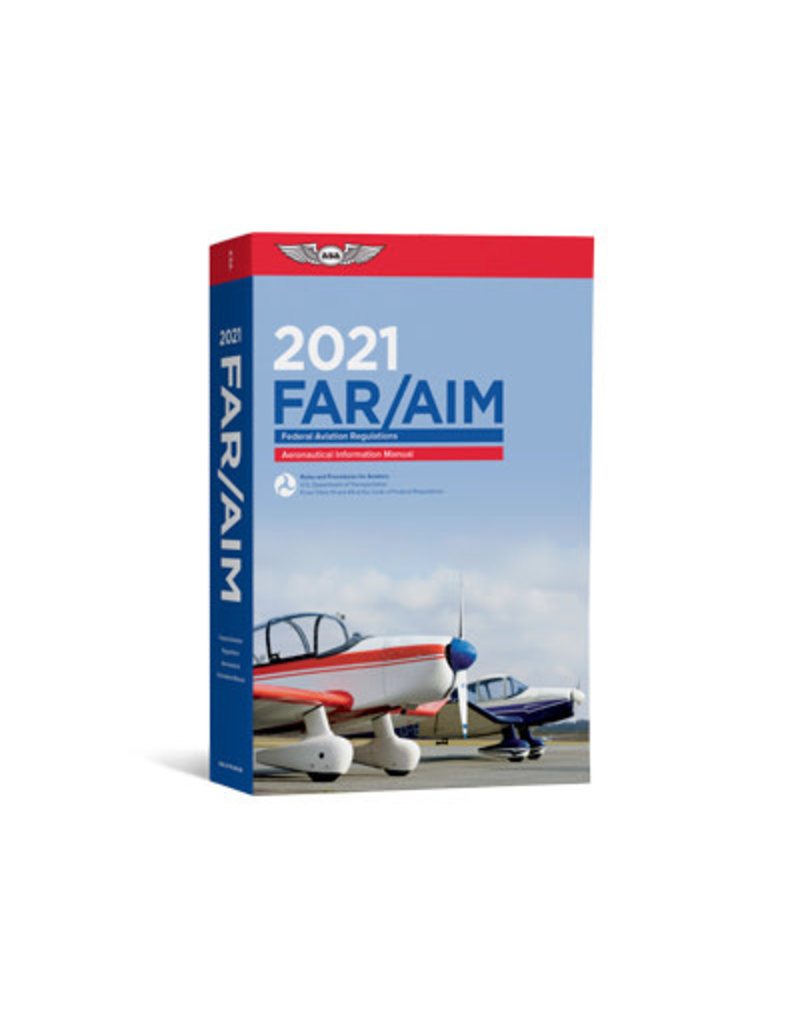 ASA 2021 FAR/AIM (Softcover)