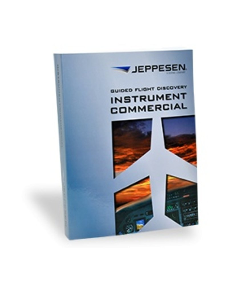 JEPPESEN Instrument / Commercial Textbook