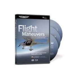 ASA Flight Maneuvers Virtual Test Prep DVD