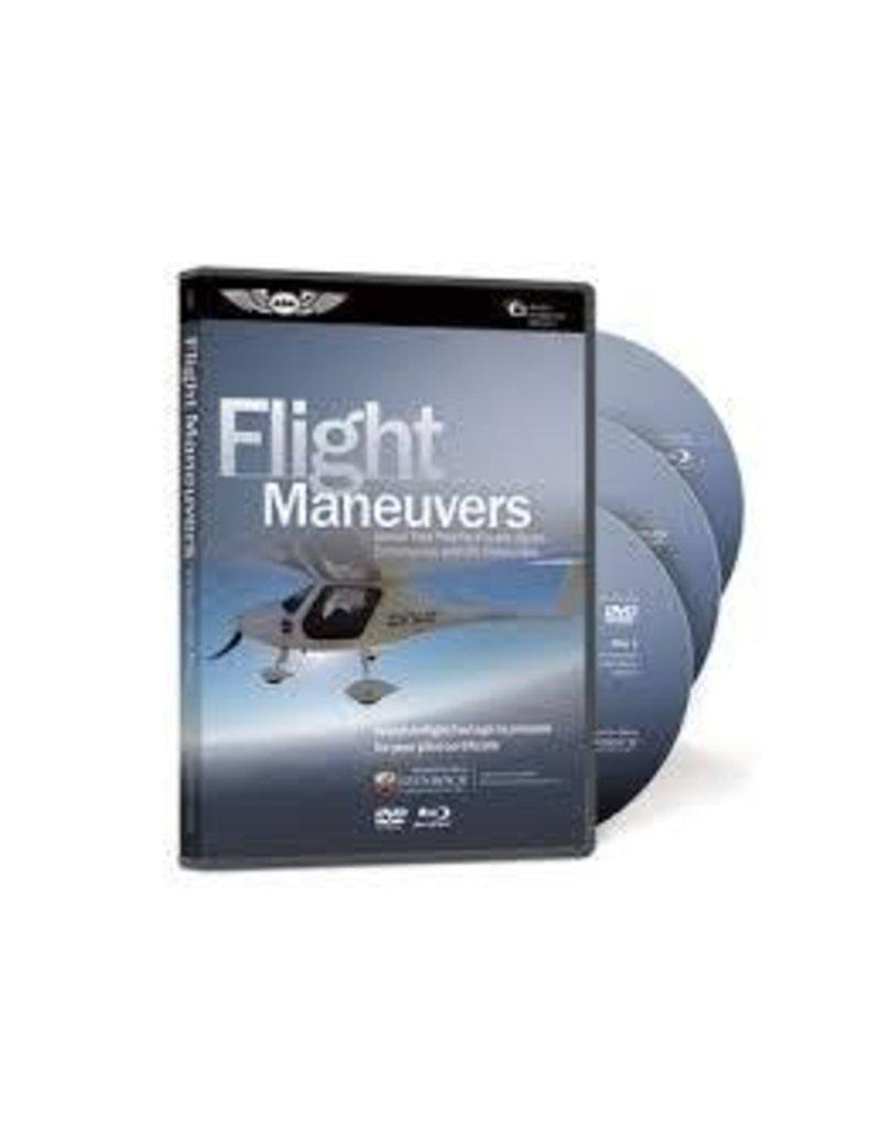 ASA Flight Maneuvers Virtual Test Prep DVD
