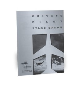 JEPPESEN Jeppesen Private Pilot Stage Exam Booklet
