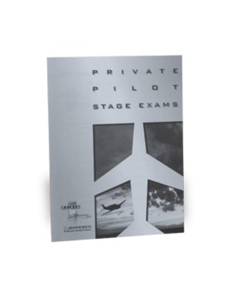 JEPPESEN Jeppesen Private Pilot Stage Exam Booklet